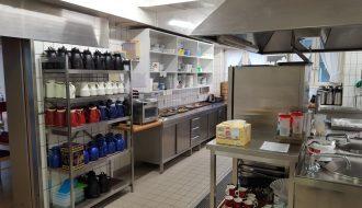 Unsere Küche – perfekt organisiert.